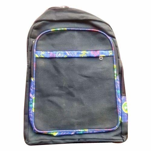 002b967af6c8 Kids Plain Backpack at Rs 250  bag