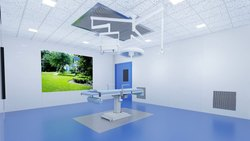 FRP Modular Operation Theatre