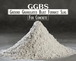 Ground Granulated Blast Furnace Slag ( GGBS)