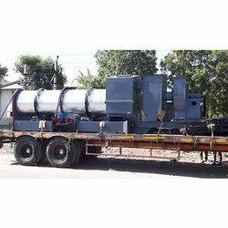 Asphalt Drum Mix Mobile Plant
