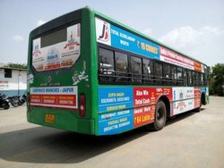 Bus Advertising Service