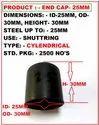 PVC CAP 25MM