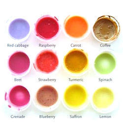 Natural Food Colors