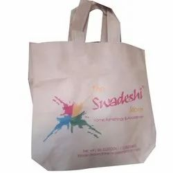 White Non Woven Packaging Bag, Capacity: 15 Kg