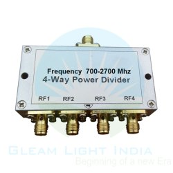 4 Way RF Power Splitter