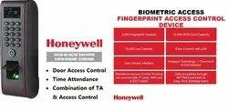Honeywell Biometric Access Control System Model Hon Bioem 3000wk And Honbiomi3000 Wk