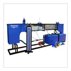 Steel 3 Meter Tilting Flume Apparatus