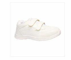 Bata White School Shoes For Boys