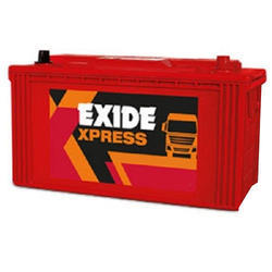 Exide Xpress Heavy Duty Battery, Capacity: 160-250 Ah
