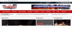 News Portal Development