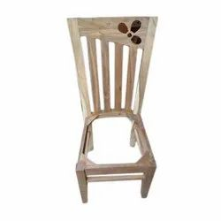 Natural Wooden Chair Frame
