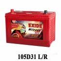 Exide MRED105D31 L / R ( 85 AH)