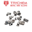 Trychem Stainless Steel Ferrule Fittings, Size: 3/4 Inch And 1 Inch