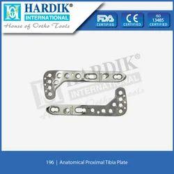 Locking Anatomical Proximal Tibia Plate 3.5mm