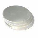 M.D.F Board Silver Foil Round Cake Base