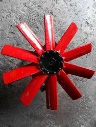 8, 10 Blades Aluminum Impeller Dia 800 mm
