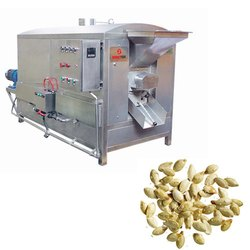 Seed Batch Roasting Machine