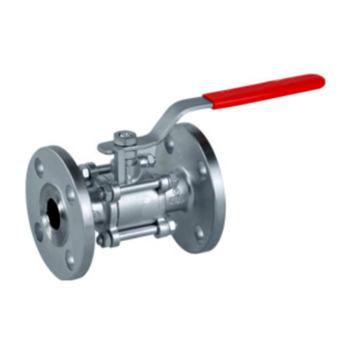 3Piece Flanged Ends Ball Valve