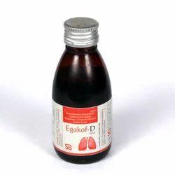 Dextromethorphan Chlorpheniramine Maleate Syrup