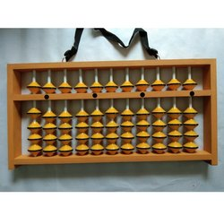 11 Rod Master Abacus