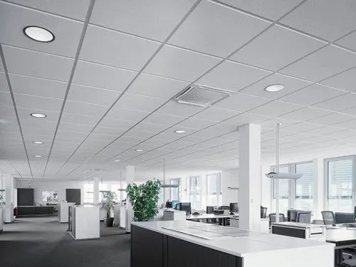 3d Poster Tiles Commercial False Ceiling For Company Manufacturer From Chennai