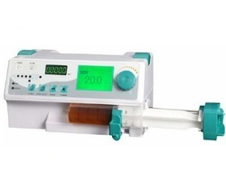 Portable Syringe Pump