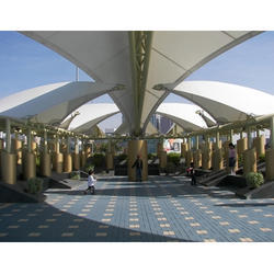 Cantilever Tensile Structure