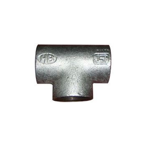 Malleable Cast Iron Tee | S Abbas & Co  Private Limited