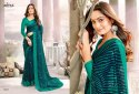 Laheriya Chiffon By Antra Printed Designer Fancy Saree Designs