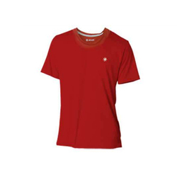 Red V Neck T Shirt, Size: M And XL
