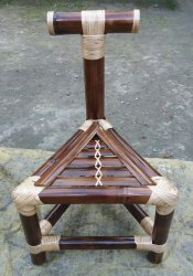 bamboo dinning chair, For Restaurant