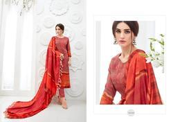 I.B.NX Jasmine Series 813-822 Stylish Party Wear Pashmina Suit