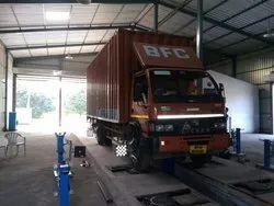 Tempo Tyre Alignment Repairing Service