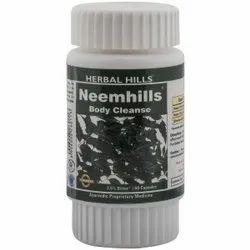 Ayurvedic Blood Purifier - Blood Cleanser - Neem 60 Capsule