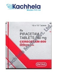 Piracetam Tablet