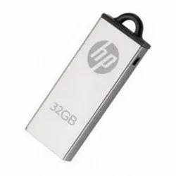 HP 32 GB USB Pendrive, For Data Storgae