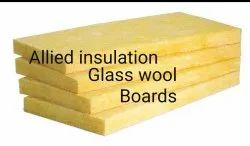 UP Twiga Fibre Glass Wool Board for Heat And Sound Insulation, Thickness: 25mm To 75mm