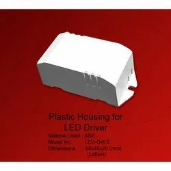 Wire Type LED Driver Housing