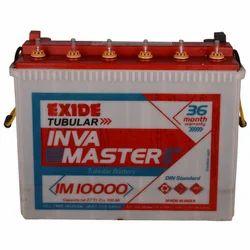 Exide Inva Master 150 Ah Tubular Battery, Voltage: 12 V