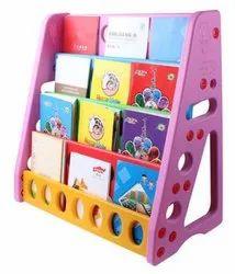 Plastic Book Shelf