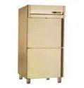 Aahar Number Of Doors: 2 Two Door Steel Refrigerator
