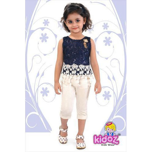 e7832f7c8552d Kids Top And Leggings at Rs 450  set