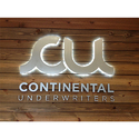 CU Continental Signage System