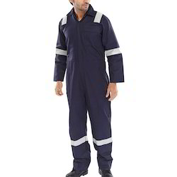Reflective Cotton Boiler Suit