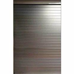 Aluminium Roller Door