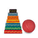 Multicolor Desi Toys Seven Stone/lagori Wooden Traditional Indian Toy/game