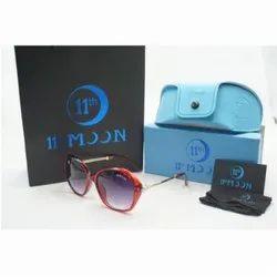 e6bfa557bac4 Female Affaires Polarized Wayfarer Sunglasses With Cover A-402