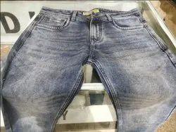 Skin Fit Denim Spykar Jeans