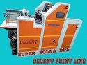 Poly Offset Printing Machine with Dryer