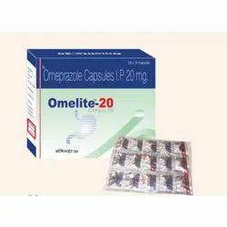Omeprazole Capsules IP